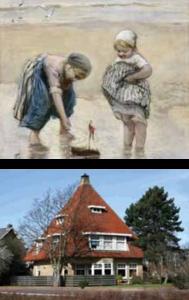 Bezoek aan Katwijk