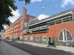 Bezoek uitbreiding Museum Het Schip te Amsterdam