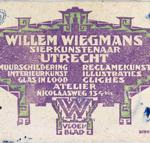 Wiegmans, Willem Leendert (Willem)