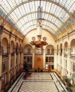 Zaterdag 9 juni 2018: bezoek aan Art Nouveau/Nieuwe Zakelijkheid in Delft