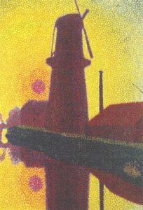 1. Hendricus Petrus Bremmer, Molen, 1894, olieverf op doek, particuliere collectie