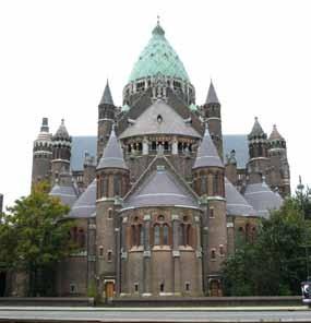 Bezoek RK Sint Bavo en De Grote Vermaning, Haarlem
